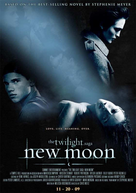 robert pattinson and kristen stewart new moon. Kristen Stewart,
