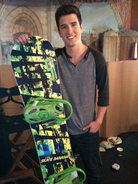 logan henderson from big time rush. Logan Henderson from Big Time